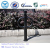 Bike Safety Parkingのための屋外の二重Ear Carbon Steel Cycle Rack