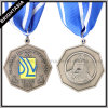 School (BYH10176)를 위한 금속 Zinc Alloy Lanyard Medal