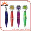 Plástico Magnetic Pen com Logotipo Expoxy para Promoção (DP530)