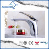 Banheiro Torneira de torneira misturadora de lavatório de lavatório único em bronze (AF2261-6)