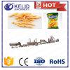 Servizio d'oltremare Cheetos automatico pieno degli assistenti tecnici che elabora macchinario