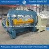 A Mitsubishi PLC máquina de corte de guilhotinagem Cr12 Cortador de aço do molde