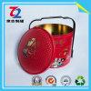 Panier de fer blanc pour le cadeau (diamètre : 285mm*175mm)