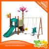 Скольжение и качание оборудования спортивной площадки миниого украшения цветка напольные для малышей