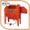 Schrank-Sandstrahlen-Maschine der Kapazitäts-420L industrielle