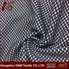 45% 양이온 55% 폴리에스테에 의하여 혼합되는 자카드 직물 메시에 의하여 뜨개질을 하는 직물