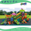 Оборудование спортивной площадки крыши напольных детей Vegetable с цилиндрическим скольжением (HG-9301)