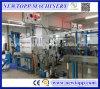 Ligne automatique d'extrudeuse de câble de fil de PVC/PE/XLPE