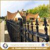 Загородка парка Spearhead самого лучшего порошка качества Coated орнаментальная