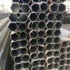 Quadrada, Circular diferentes perfis de extrusão em ligas de alumínio para tubo de Porta e Janela '124