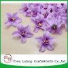 Оптовая торговля большой Cattleya тайских орхидей искусственный шелк Цветы Белой головки блока цилиндров