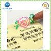 La impresión de etiquetas personalizadas de papel adhesivo transparente Etiqueta (JP-S191)