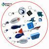 Förderndes Geschenk-kundenspezifisches Form-Drucken, das EVA Keychain schwimmt