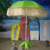 砂袋のホールダーが付いているHuaiiのビーチパラソル