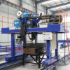 De Machine van het Lassen van de Straal van de Aanhangwagen van de Tank van de vrachtwagen