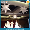 Globo inflable de la estrella de 2015 decoraciones de la etapa para la decoración colgante