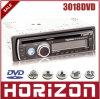 차 DVD 플레이어 ( 히타치  Laser 머리를 사용하여, 좋은 성과의 접시를 읽으십시오) --- (3018DVD)