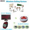Calling sin hilos System Koqi Watch Wrist Y-650 Match con Display y Button
