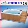 Vasca da bagno con la scaletta, vasca da bagno della STAZIONE TERMALE di massaggio delle 4 sedi (a 9007)