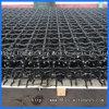 高炭素の鉱山のための鋼鉄によってひだを付けられる金網
