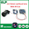 2 IR CutのMegapixel 1080P 2.8-12mm Varifocal Lens Mini USB Camera Module