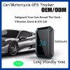 Traqueur de véhicule/véhicule GPS avec le long temps d'attente (A10)