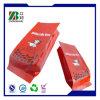 Comercio al por mayor refuerzo lateral de aluminio de la bolsa de café