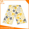 Drôle de conception de vêtements de plage imprimé Sublimation Board Shorts court-circuit
