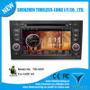 Android 4.0 Car Radio para Audi S4 2002-2007 com zona Pop 3G/WiFi BT 20 Disc Playing do chipset 3 do GPS A8