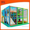 Equipamentos de playground coberto de instalação fácil