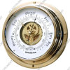 Nautical Barometer Brass Case Dial180mm