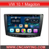 Zuivere Android 4.4 Car GPS Player voor VW 10.1 Magoton met A9 cpu 1g RAM 8g Inand 10.1  GPS Bluetooth van Capacitive Touch Screen (advertentie-1140)
