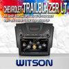 Lecteur DVD de voiture pour Chevrolet S10/Trailblazer LT/LTZ avec le jeu de puces S100 d'A8 A8
