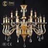 Moderne Dekoration-Kristallleuchter-Lampe (AQ20015-10+5)