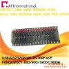 USB/RJ45/RS232 Wavecom 16 Port-G/M Modem, 16 multi SIM Massen-SMS G/M Modem-Lache