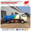 De nieuwe Tankwagen van het Water van het Roestvrij staal van het Ontwerp 5000L 304