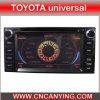 Reproductor de DVD especial de Car para Toyota Universal con el GPS, Bluetooth. (CY-3026)