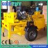 南アフリカ共和国のHydraformの煉瓦作成機械をかみ合わせるM7mi