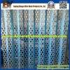 Perforado hexagonal Malla metálica para carcasas de protección