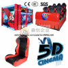 Nouveau Game Machine 5D/6D/7D/9d Cinema 5D/6D/7D/9d Theater Equipment