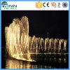 Grandes fontaines d'eau extérieures, avec les éclairages LED sous-marins pour des fontaines