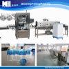 PVC / Funda de botella de agua de la máquina de la etiqueta de alta velocidad