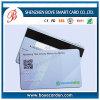 Plástico para cartão de fita magnética