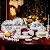 Ensemble de bouilloire pour vaisselle en porcelaine Jingdezhen en porcelaine (QW-815)