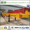 Semi Aanhangwagens van de Lading van de Container van de Fabrikant van Shengrun 40FT de Skeletachtige