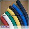 Surface lisse tresse fibre flexible à air en caoutchouc du compresseur