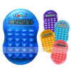 Optional Transparent Colors (LC555A)를 가진 8개의 손가락 Small Size Handheld Calculator
