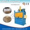 Impacchettare di plastica morbido idraulico della pressa della macchina della pressa per balle cartone/della compressa/carta straccia