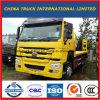 Sinotruk HOWO 6X4 20t Behälter-Transport-LKW-Flachbett-LKW