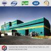 Atelier élevé de structure métallique en Afrique du Sud